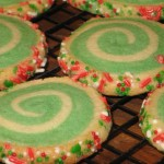 Holiday Pinwheel Cookies!